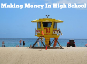 Making Money In High School